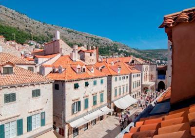 Dubrovnik Villa 5db Deluxe Twin Room